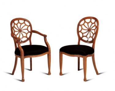 Spiderback Armchair Telegraph Contract Furniture