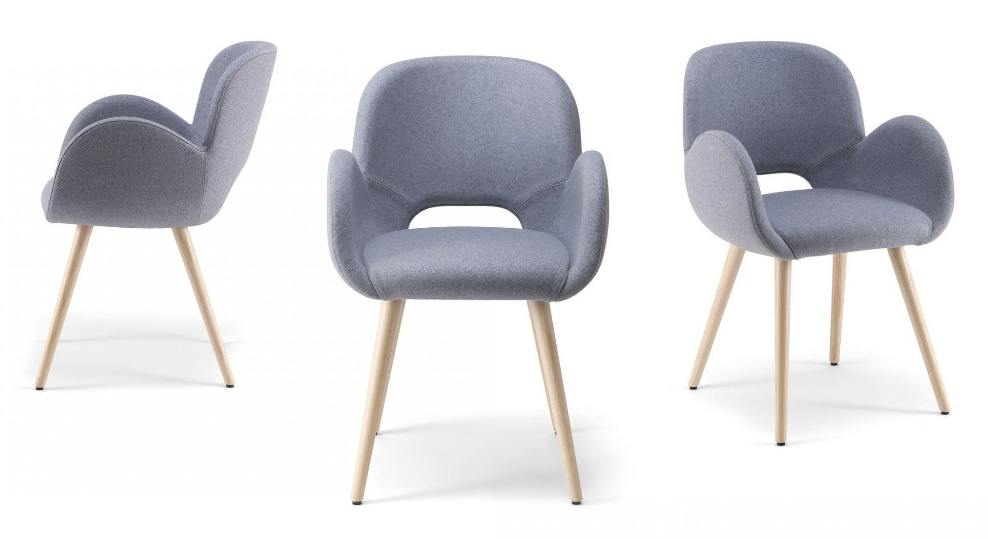 Bliss Armchair Telegraph Contract Furniture