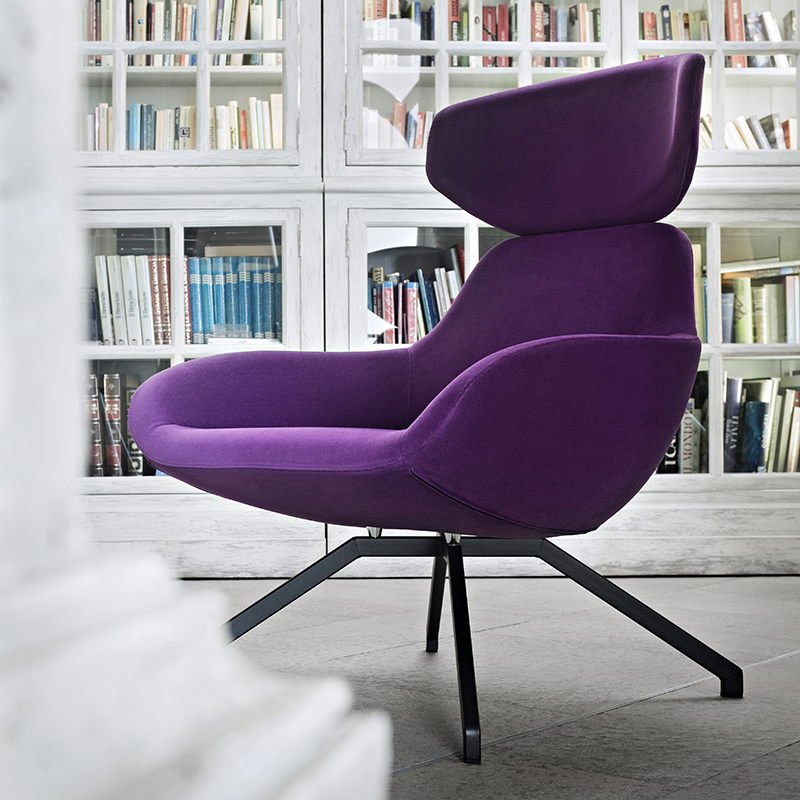X2 Big Lounge Chair Telegraph Contract Furniture