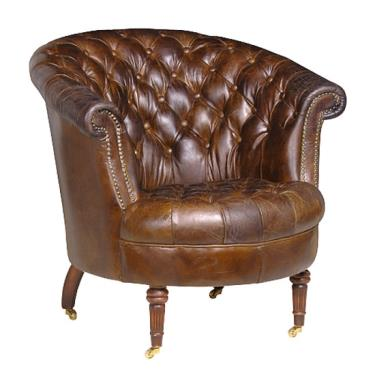 Chesterfield Tub Chair - Telegraph Contract Furniture