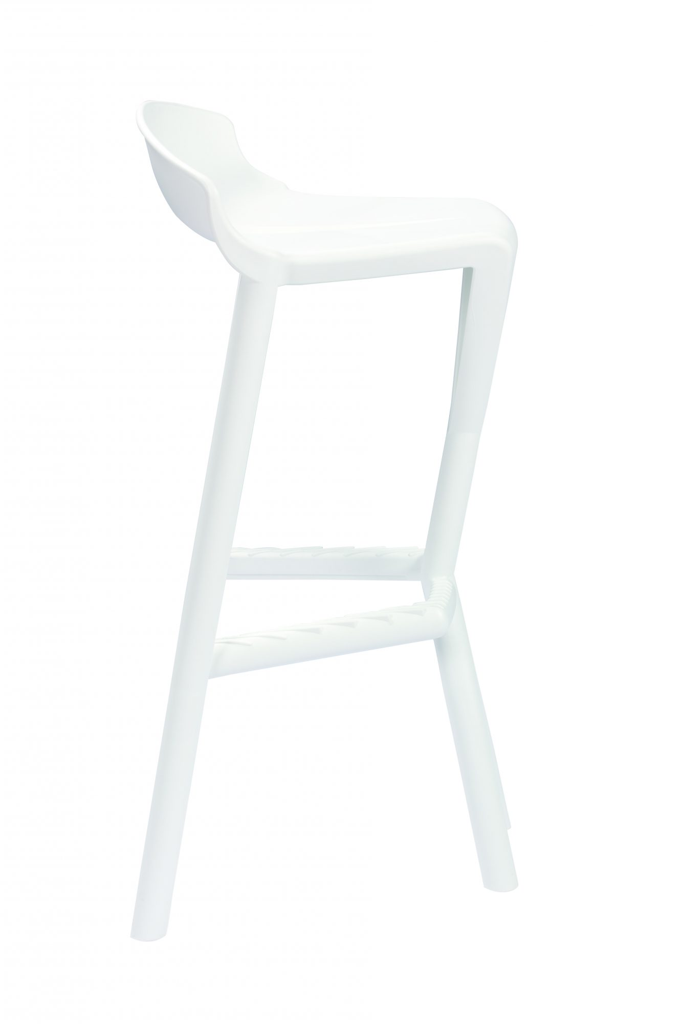 Shiver Outdoor High Stool Telegraph Contract Furniture