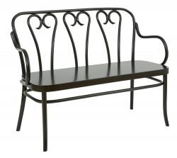 Meta bench black