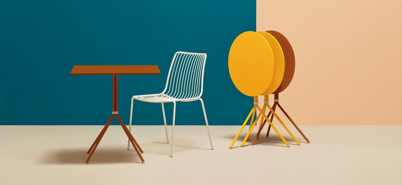 Nolita4 - Nolita 3651 Side Chair, High Back - Telegraph Contract Furniture