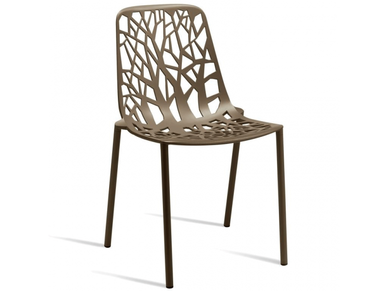 Wonderful Forest Stacking Side Chair