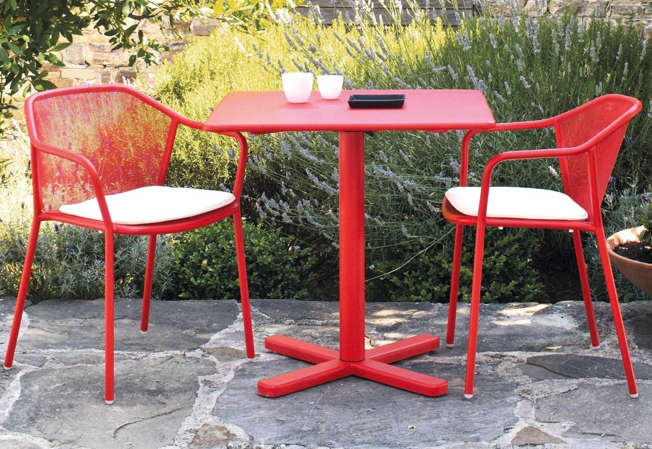 Darwin folding table telegraph contract furniture for Outdoor furniture darwin