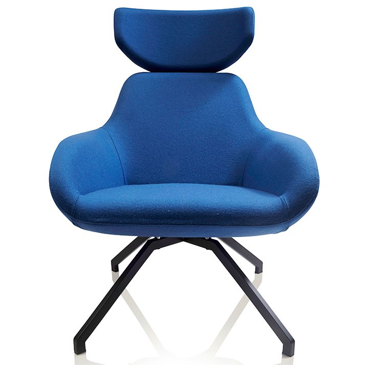 X2 Big Lounge Chair - Telegraph Contract Furniture