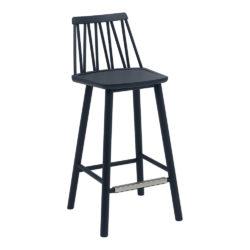 Zig Zag High stool
