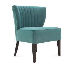 Fan Lounge Chair