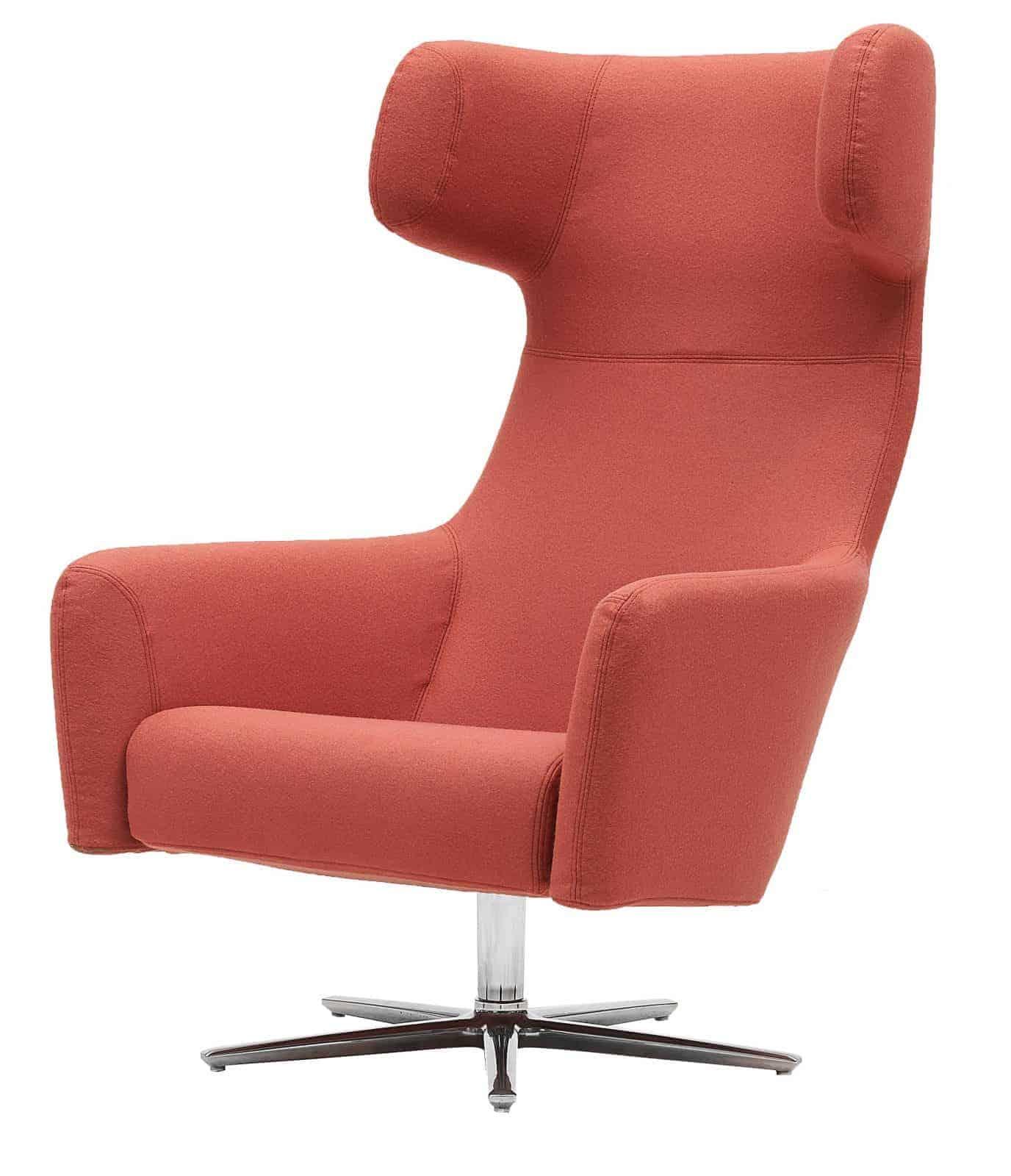 Delicieux Havana Swivel Wing Chair