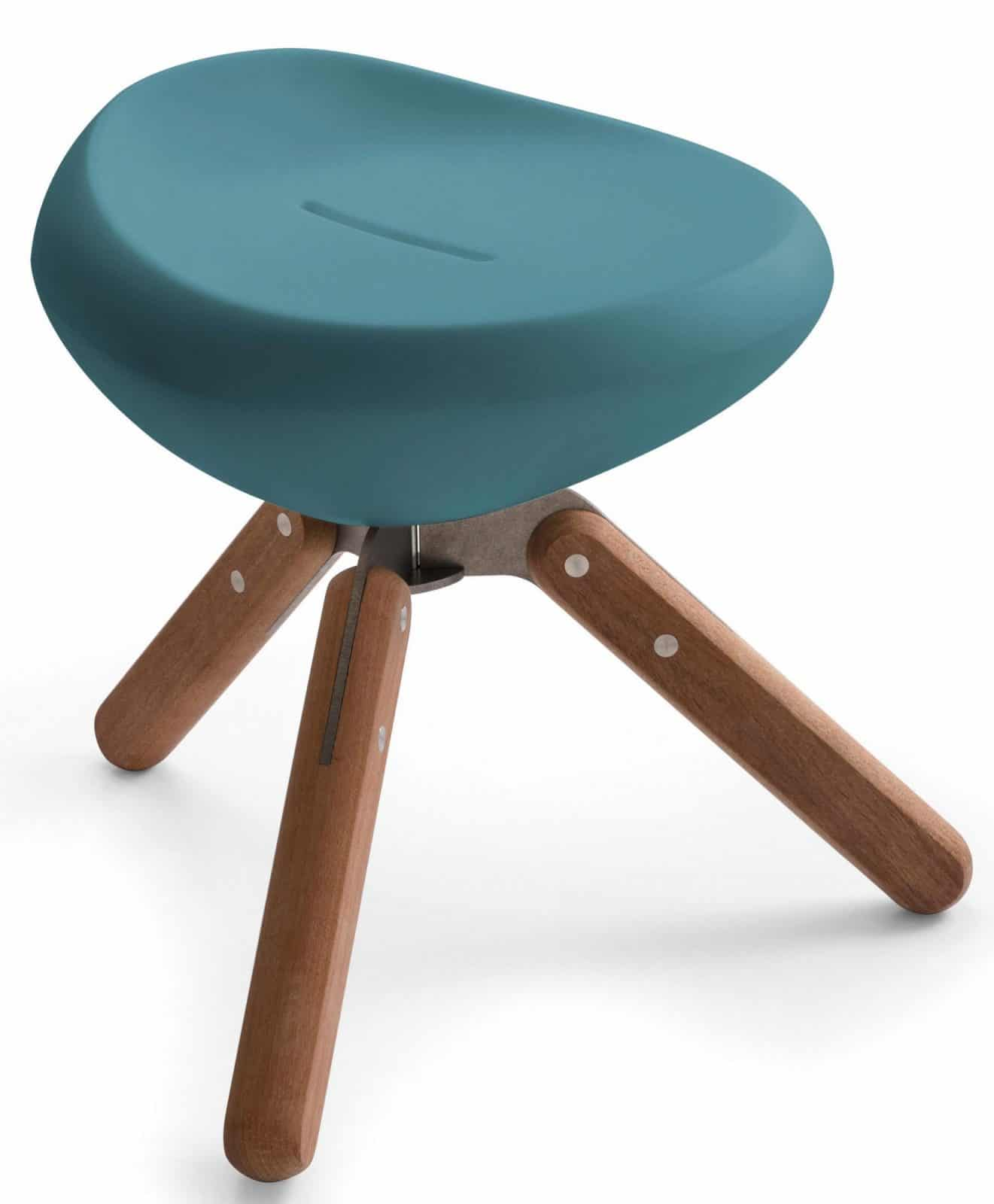 Easer Low Stool Telegraph Contract Furniture