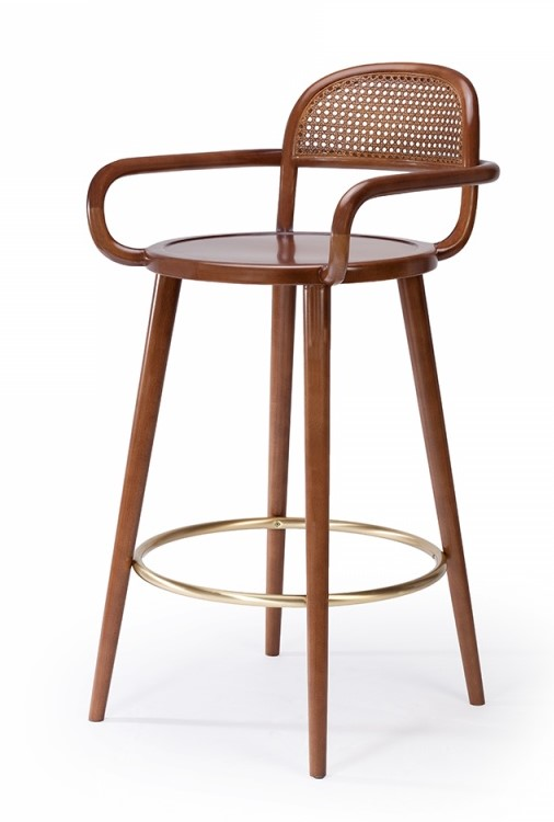 Cool Luc High Stool Telegraph Contract Furniture Ocoug Best Dining Table And Chair Ideas Images Ocougorg